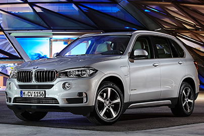 2015 X5 xDrive40e iPerformance Standard